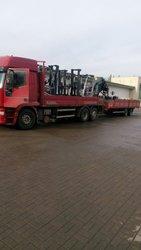 Транспортировка строительных материалов